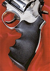 Hogue Rubber Revolver Grips - grips4guns com